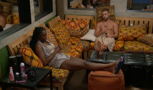 Big Brother 18 Spoilers: Week 6 Power of Veto Ceremony Results – Paulie Takes Himself Off Block – Da'Vonne is Renom
