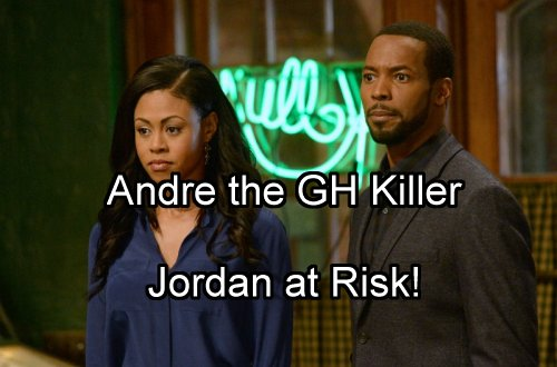 'General Hospital' Spoilers: More Proof Andre is GH Serial Killer – Jordan Job at Risk for Dating Angel of Death