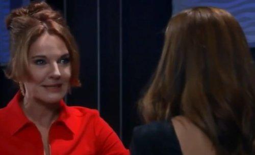 'General Hospital' Spoilers: Naomi Desperate to Keep Liz Sister Secret – Mom Bribes Hayden to Skip Town