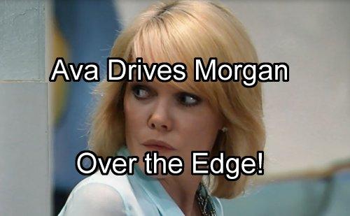 'General Hospital' Spoilers: Ava Meddles With Morgan's Meds – Triggers Complete Bipolar Meltdown