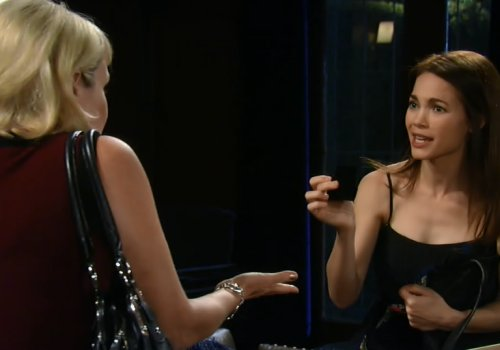 'General Hospital' Spoilers: Ava Betrays Liz Using Jerome Henchman - Shoves Liz Down Stairs to Steal Diamonds
