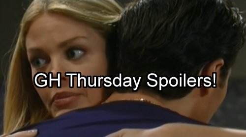 'General Hospital' Spoilers: Valentin Targets Spencer, Nik's Son Wants To Be Taken - Griffin Rejects Claudette