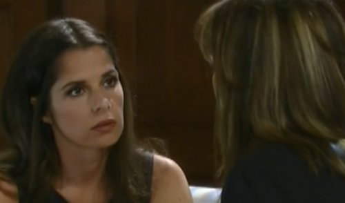 General Hospital Spoilers: Friday Cliffhangers - Sonny Foils Valentin Kidnap Plan – Jax Threatens Carly – Julian Pleads With Ava