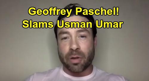 TLC '90 Day Fiancé' Spoilers: 'Before The 90 Days' - Geoffrey Paschel Defends Lisa Hamme - Reveals Friendship, Slams Usman Umar