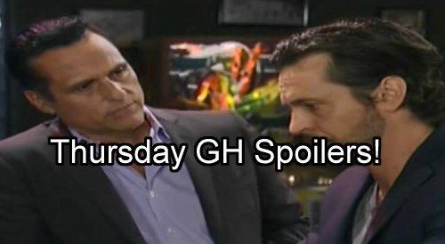 'General Hospital' Spoilers: Thursday September 1 – Sonny Threatens Joe - JaSam Wedding Prep – Paul Returns To Finish Liz