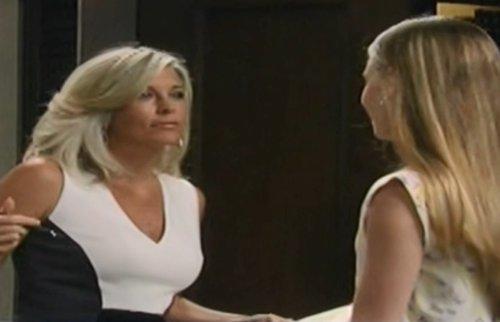 9'General Hospital' Spoilers: Thursday September 1 – Sonny Confronts Joe - Jason and Sam Wedding Prep – Griffin Diagnoses Liz01gh3