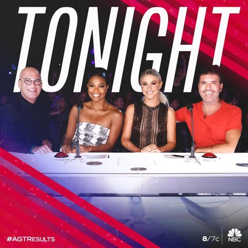 "America's Got Talent Recap 08/28/19: Season 14 Episode 16 ""Live Results 3"""