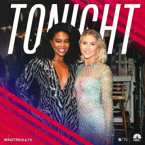 "America's Got Talent Recap 09/11/19: Season 14 Episode 21 ""Live Results 5"""
