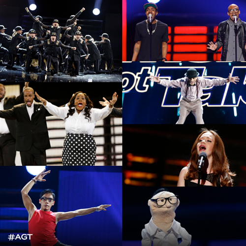 """America's Got Talent 2015 Recap - Awesome Auditions Revisited: Season 10 Episode 10 """"Best of Auditions"""""""