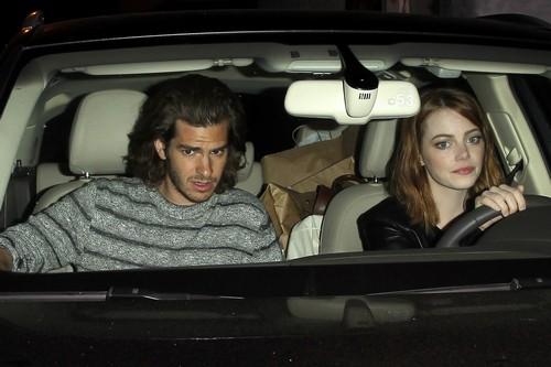 Is Emma Stone Dating Jake Gyllenhaal or Andrew Garfield?