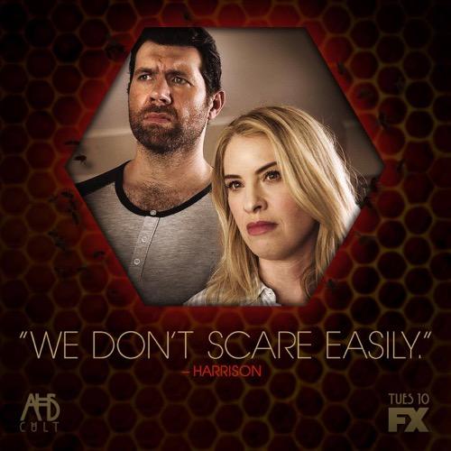 "American Horror Story Cult Premiere Recap 9/19/17: Season 7 Episode 3 ""Neighbors from Hell"""