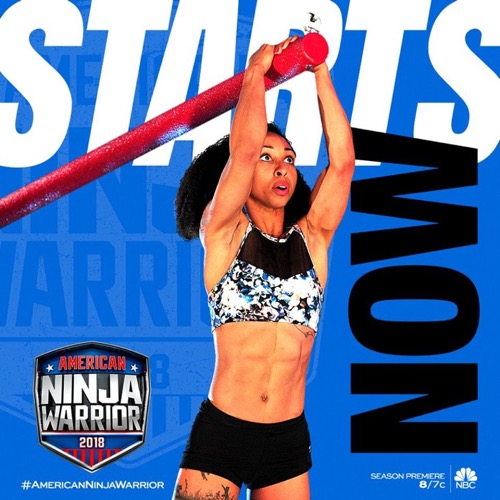 "American Ninja Warrior Premiere Recap 5/30/18: Season 10 Episode 1 ""Dallas City Qualifiers"""