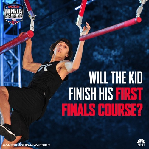 American Ninja Warrior Recap 7/23/18: Season 10 Episode 8