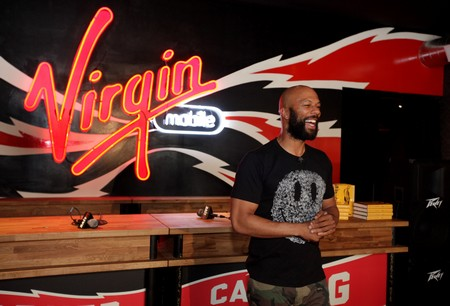 Common and Virgin Mobile Host 'From the Ground Up' benefit in Chicago (Photos)