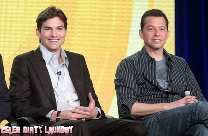 Two And A Half Men's Ashton Kutcher, Jon Cryer Offered New Contracts But No Pay Rise