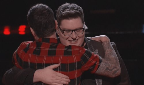 WATCH Jordan Smith and Adam Levine Duet 'God Only Knows' on The Voice Top 4 Finals Video 12/14/15