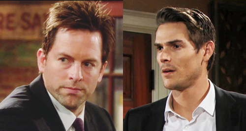 The Young and the Restless Spoilers: Mark Grossman's Adam Newman Brings Michael Muhney's Hardcore Edition Back To Life