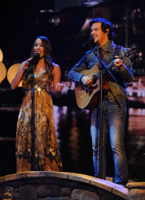 "Alex & Sierra The X Factor ""I Knew You Were Trouble"" Video 11/27/13 #TheXFactorUSA"