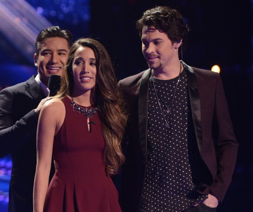 "Alex & Sierra The X Factor ""All I Want for Christmas is You"" Video 12/18/13 #TheXFactorUSA"