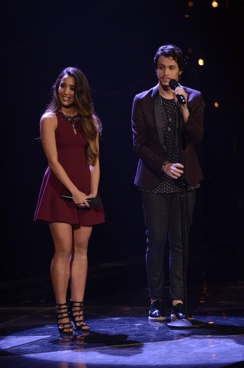 "Alex & Sierra & Leona Lewis The X Factor ""Bleeding Love"" Video 12/18/13 #TheXFactorUSA"