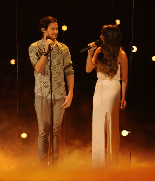 "Alex & Sierra The X Factor ""Say Something"" Video 12/18/13 #TheXFactorUSA"