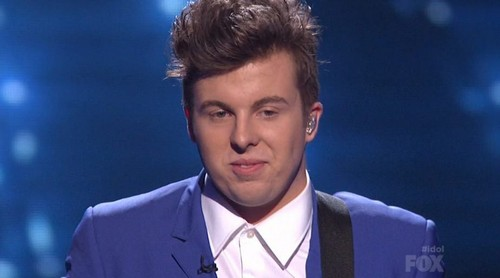 "Alex Preston American Idol ""Animal"" Video 4/23/14 #IdolTop6"