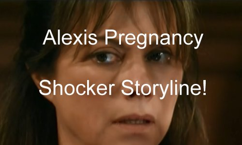 'General Hospital' Spoilers: Alexis Surprise Pregnancy Shocker - Will GH Shake Up Julexis With Baby Story?