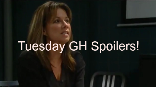 'General Hospital' Spoilers: Hayden Forces Truth From Finn - Liz Overhears Serial Killer - Alexis Rages at Julian