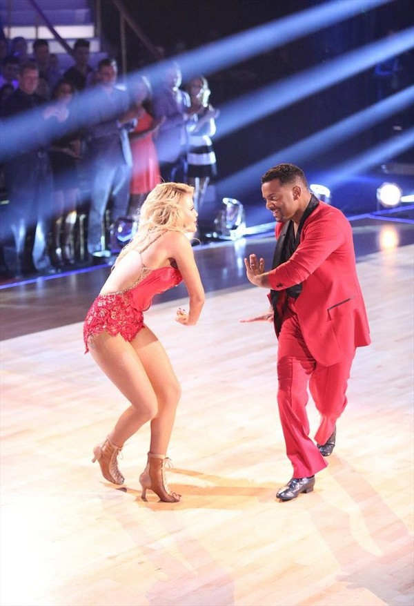 Alfonso Ribeiro & Witney Carson Dancing With the Stars Rumba Video Season 19 Week 7 #DWTS