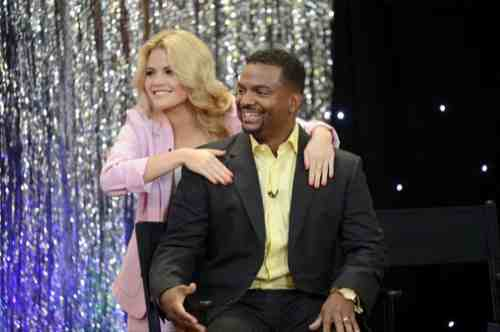 WATCH Alfonso Ribeiro & Witney Carson Perfect Score Dancing With the Stars Jazz Video Season 19 Week 4