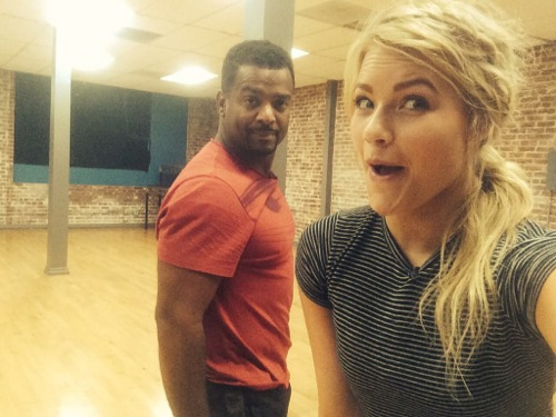 Alfonso Ribeiro and Cheryl Burke Dancing With The Stars Flamenco Video Season 19 Week 5 #DWTS