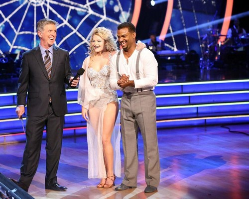 Alfonso Ribeiro & Witney Carson Dancing With the Stars Foxtrot Video Season 19 Week 9 #DWTS