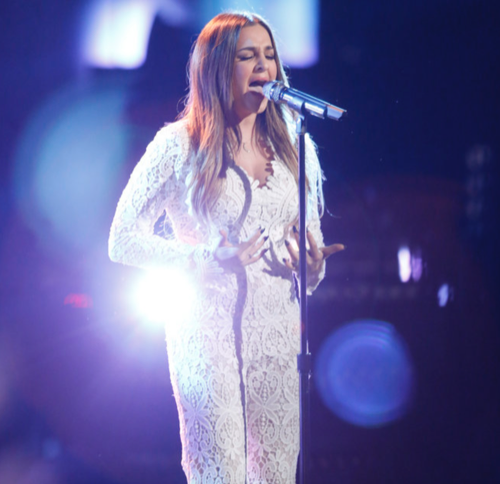 """Alisan Porter The Voice """"Stay With Me Baby"""" Video 4/25/16 #The VoiceTop11"""