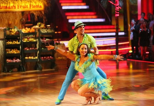 Aly Raisman Dancing With the Stars Argentine Tango Video 5/6/13