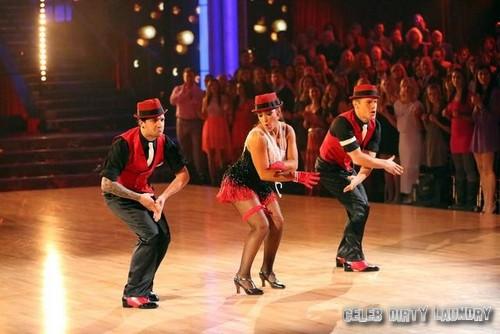 Aly Raisman Dancing With the Stars Rumba Video 5/13/13