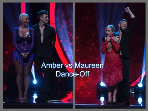 Maureen McCormick Beat Amber Rose: Dancing With The Stars Salsa Face-Off Video Season 23 Week 3