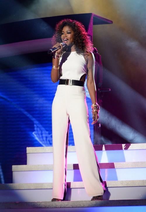 Amber Holcomb Voted Off American Idol Season 12