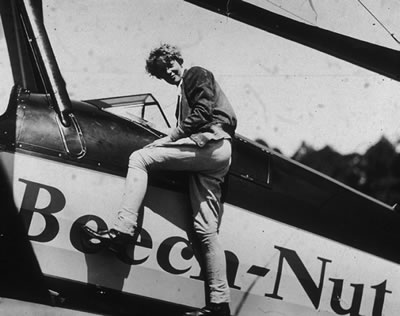 Amelia Earhart's Remains Found On Deserted Pacific Island?