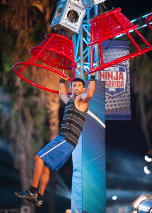 "American Ninja Warrior Recap 7/6/15: Season 7 Episode 6 ""Military Qualifying"""