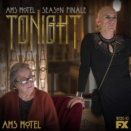 """American Horror Story: Hotel Recap Season 5 Finale - """"Be Our Guest"""""""