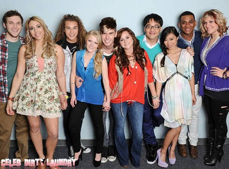 American Idol 2012 Recap: Season 11 'Top 10 Performance' 3/21/12