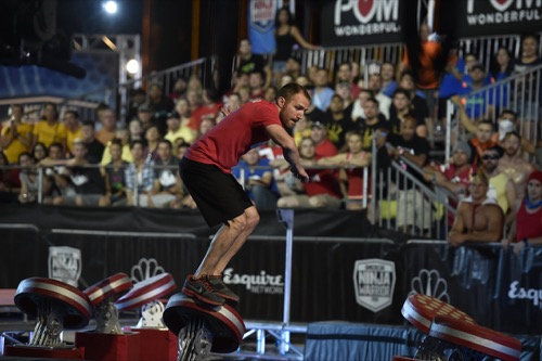 "American Ninja Warrior Recap - Killer Course Leaves 17 Finishers: Season 8 Episode 12 ""National Finals Week 2"""