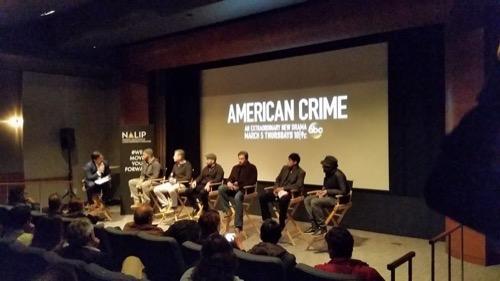 "American Crime Recap Premiere : Season 1 Season 1 ""Episode One"""