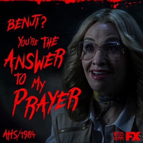 "American Horror Story 1984 Recap 10/23/19: Season 9 Episode 5 ""Episode 100"""