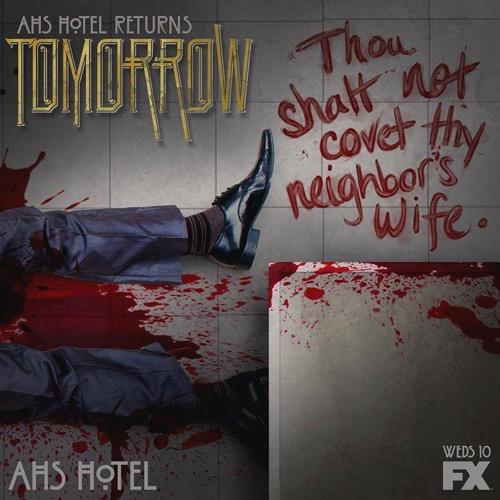 American Horror Story: Hotel Recap 1/6/16: Season 5 Episode 11