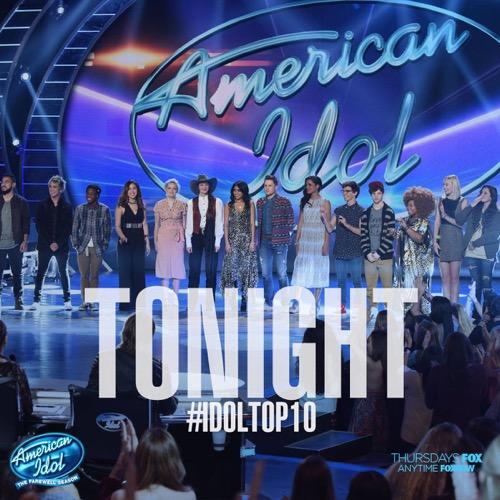 American Idol LIVE Recap Top 10 Revealed - Season 15 Episode 16