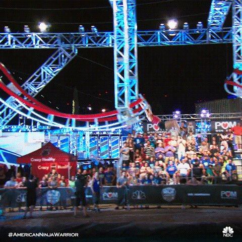 "American Ninja Warrior Recap 9/11/17: Season 9 Episode 14 ""Las Vegas - Finals Night 2"""