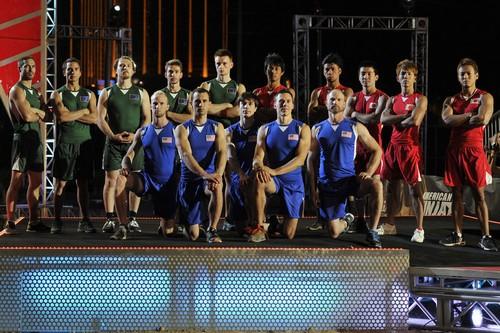 American Ninja Warrior Live Recap USA vs The World: Season 6 2014