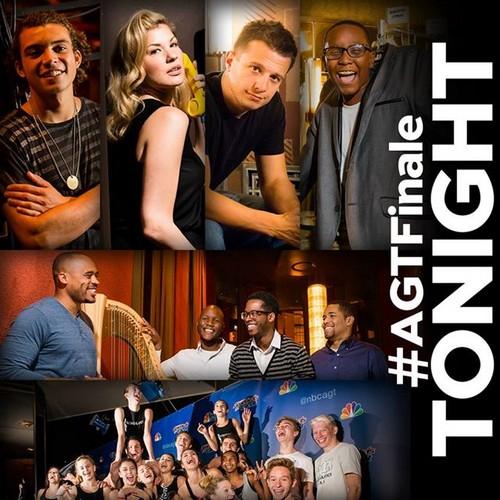 "America's Got Talent Recap 9/16/14: Season 9 Finale ""Top 6 Performances"""