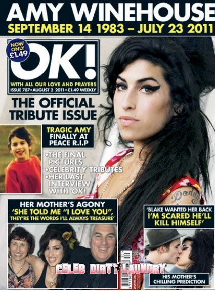 OK!: The Official Amy Winehouse Tribute Issue